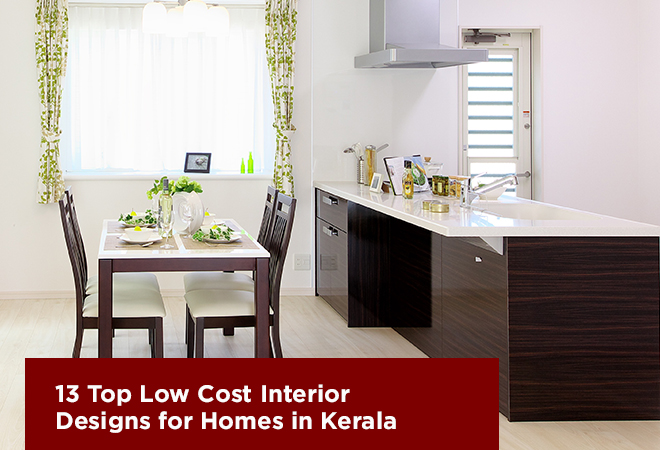 Kerala Home Interior Design Dining Room